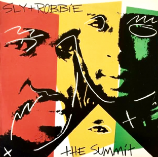 Sly And Robbie ‎- The Summit (LP) (VG/G+)